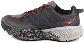 Hoka ONE ONE Men's Speedgoat 4 Textile Synthetic Trail running shoe