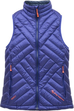 Big Agnes Late Lunch Down Vest - Women's