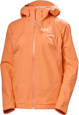 HH Vima 3L Shell Jacket - Women