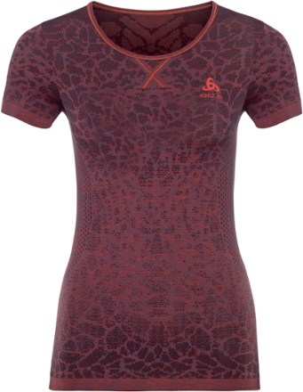 Odlo blackcomb light crew base layer Top - Women's