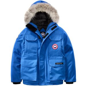 Canada Goose Polar Bears International Expedition Down Parka Kids