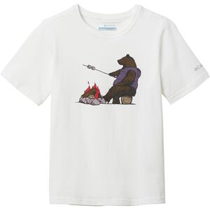 Columbia Roast and Relax Graphic T Shirt Boys