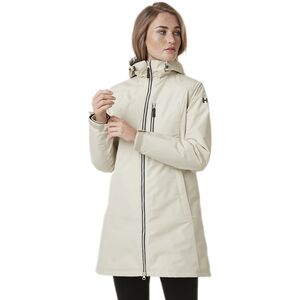 Helly Hansen Long Belfast Winter Insulated Jacket Women's
