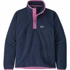 Patagonia Micro D Snap T Pullover Girls