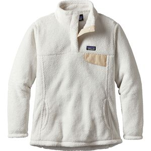 Patagonia Re-Tool Snap T Pullover Fleece Girls