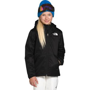 The North Face Warm Storm Hooded Jacket Girls