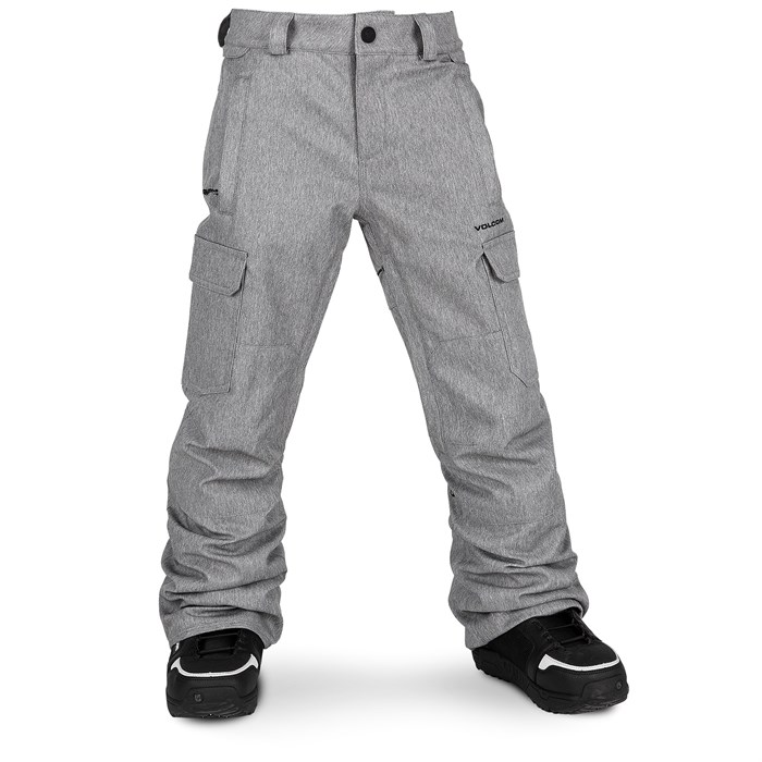 volcom-cargo-insulated boys pants